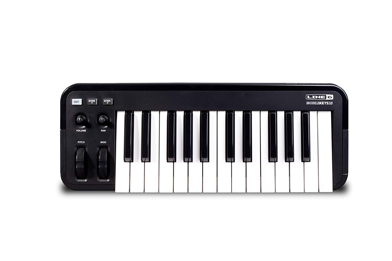 Line 6 Mobile 25 Keys Keyboard Controller